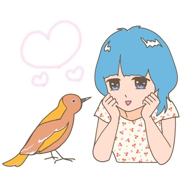 鳥伊くるみ(とりくる)のプロフィール画像
