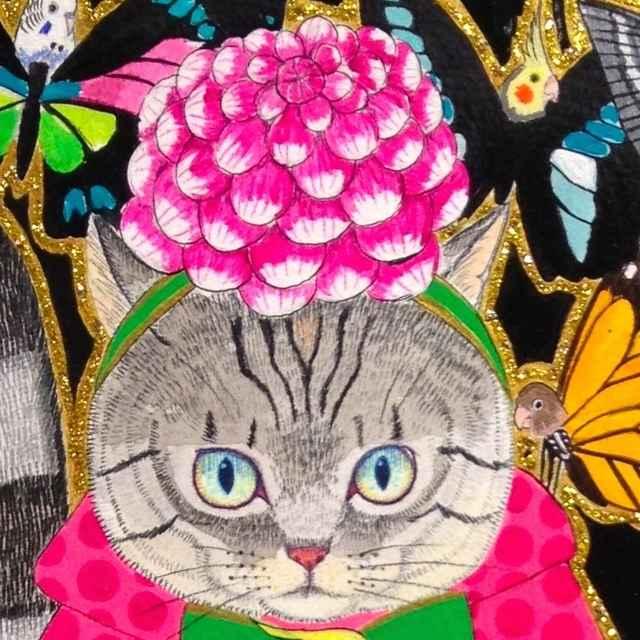 金田花季のプロフィール画像
