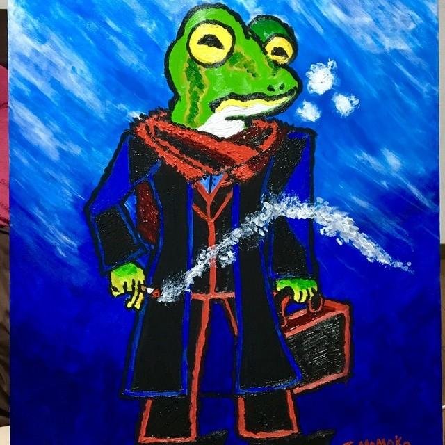 絵描きカエルのプロフィール画像