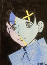 キャスバル(久米田WORLD)のイラスト