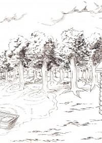 夏野 葉聲のイラスト