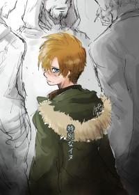 犬塚エマのイラスト
