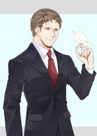 鳥×9氏のイラスト