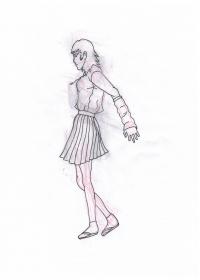 影武士(カゲブシ)のイラスト