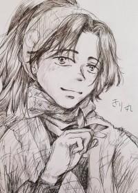 天音アモイのイラスト