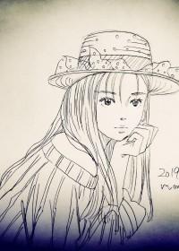 シノダ桃庫のイラスト