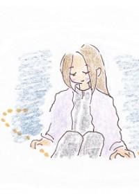 野呂雪花のイラスト