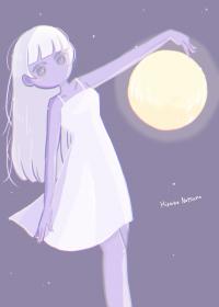 夏野ひるねのイラスト
