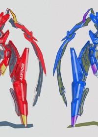 exzosNのイラスト