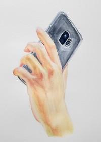 咲吉のイラスト