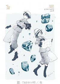 はな奈のイラスト
