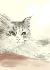 ロジーヌのイラスト
