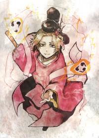 桜居春斗のイラスト