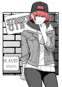 ATSUSHIのイラスト
