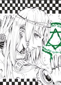 RIKOのイラスト