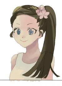 和櫻 - わざくらのイラスト