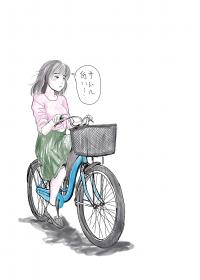 秋村じゅんのイラスト