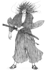 富田のイラスト
