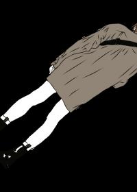 高槻陽のイラスト