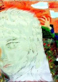 コスモポリタンロッカリアンのイラスト