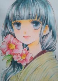 きうな子のイラスト